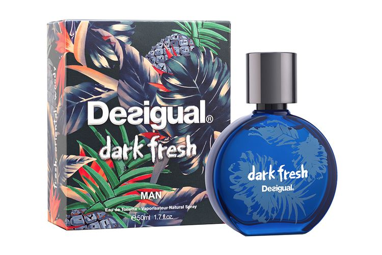 Dark Fresh eau de toilette van Desigual (50 ml)