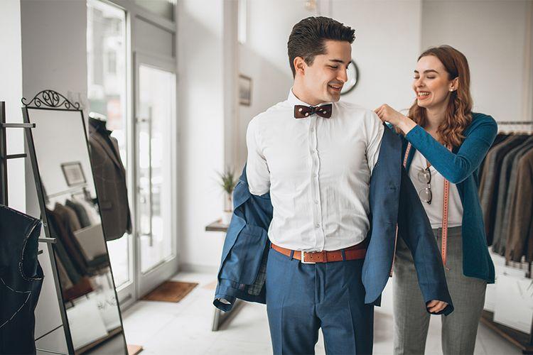 Persoonlijk styling advies voor 2 heren (div. locaties)