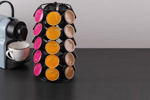Capsulehouder voor Dolce Gusto-koffiecups