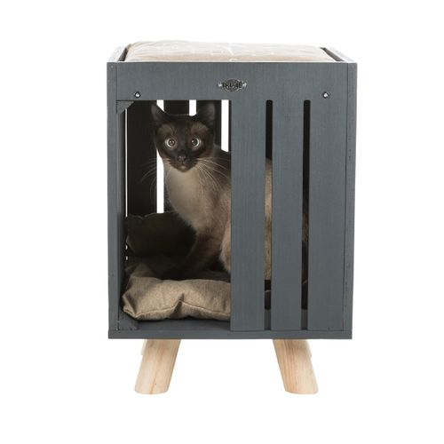 Kattenhuis van Trixie