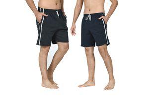 2 korte joggingsbroeken van Pierre Calvini (maat L)