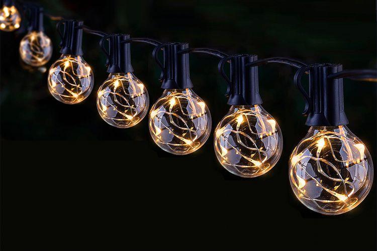 Korting Slimme LED lichtslinger met 20 led lampjes