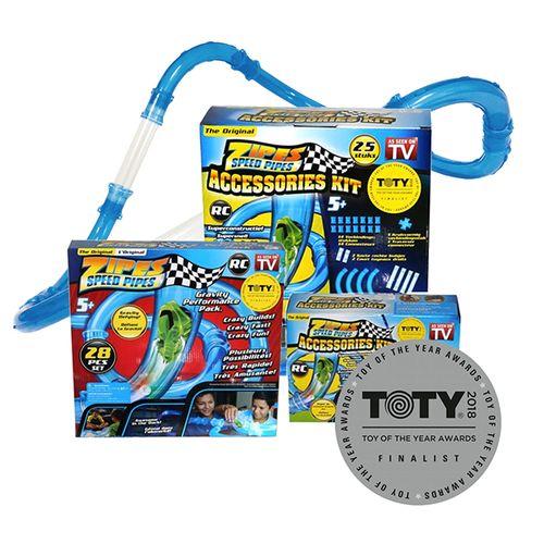 Racebaan van Zipes Speed Pipes