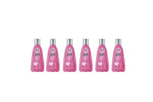 6 flessen Lang en Soepel-shampoo van Guhl