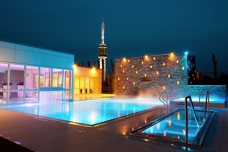 Saunadag bij Wellnessresort Goes in Zeeland (2 p.)