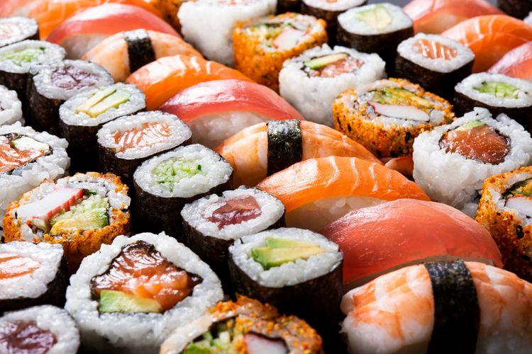 Sushibox voor 2 - 3 personen bij Urban Sushi in Den Haag