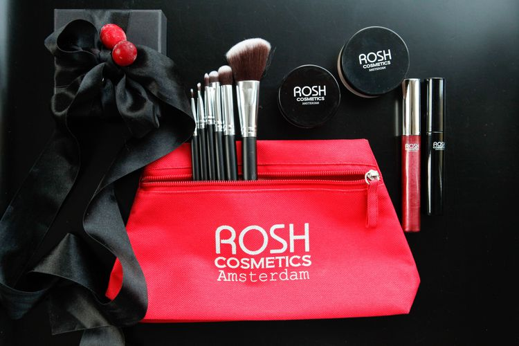 Make-up-workshop bij Rosh Cosmetics in Amsterdam (2 p.)