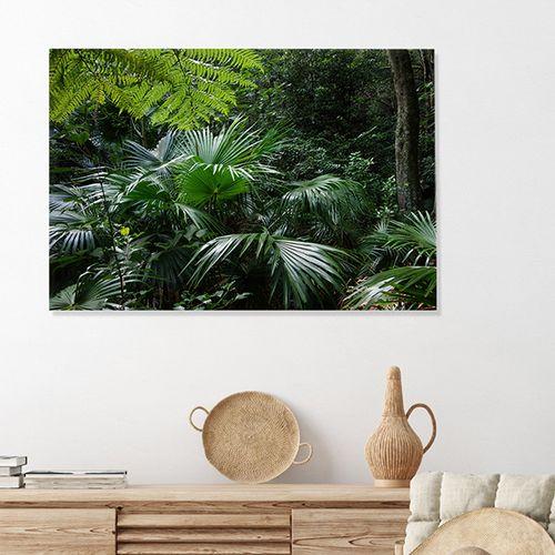 Oerwoud op canvas 60 x 40 cm (25 varianten)