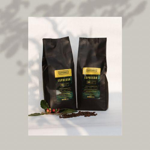 2 kg koffiebonen van Cafferati