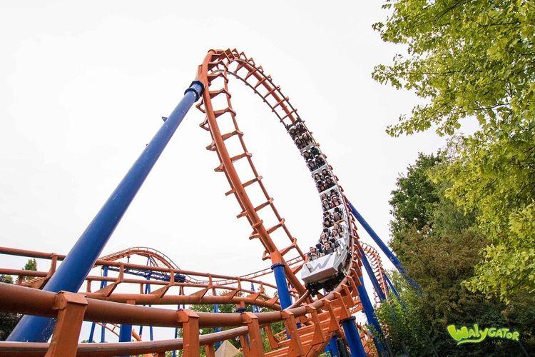 2 tickets voor Park Walygator in Moselle (Frankrijk)