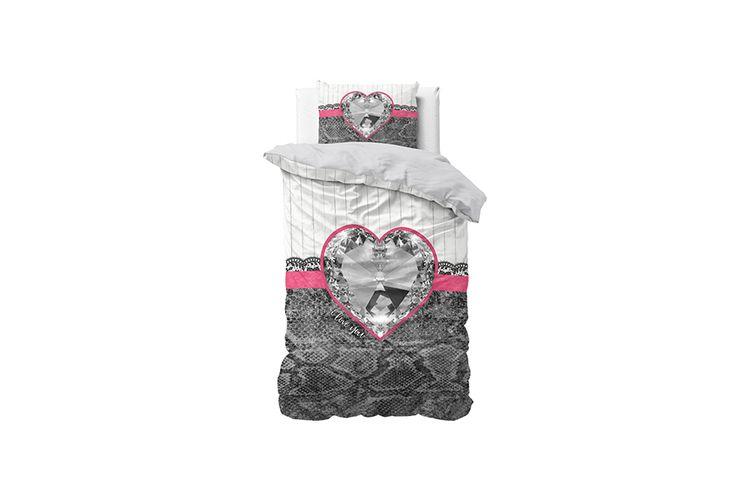 housse de couette diamond 140 housse de couette diamond 140 x 220 cm vavabid participez. Black Bedroom Furniture Sets. Home Design Ideas