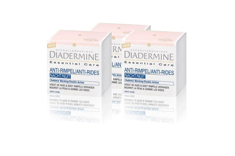 diadermine anti age nuit 3 anti rides double action nuit diadermine vavabid participez aux. Black Bedroom Furniture Sets. Home Design Ideas