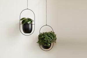 2 bacs à plantes suspendus de Lifa Living