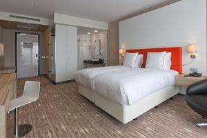 Overnacht in Van der Valk Hotel Schiphol bij Amsterdam