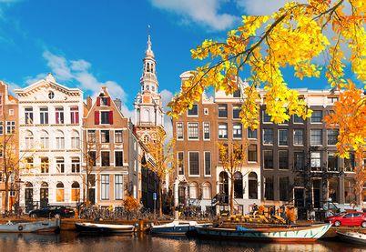 Nuit pour 2 dans un hôtel à Amsterdam (NL)