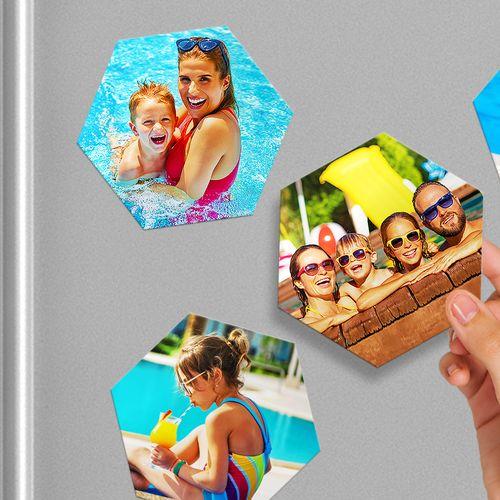 Magneten met eigen foto