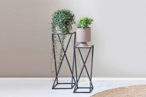 2 plantenstandaarden van VELYON (model: Toronto)