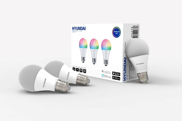Hyundai Home - slimme wifi lamp (3 stuks)