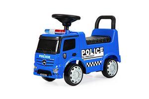 Loopauto met politiethema