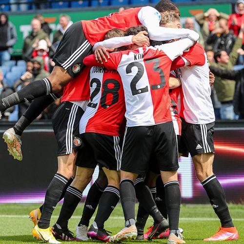 2 tickets voor Feyenoord