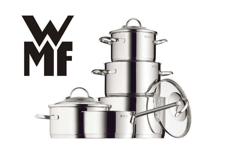 9-delige pannenset Provence van WMF