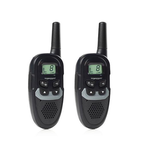 Set van 2 walkietalkies