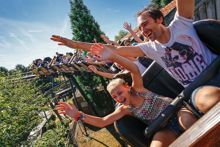 All-inclusive tickets voor Kernie's Familiepark