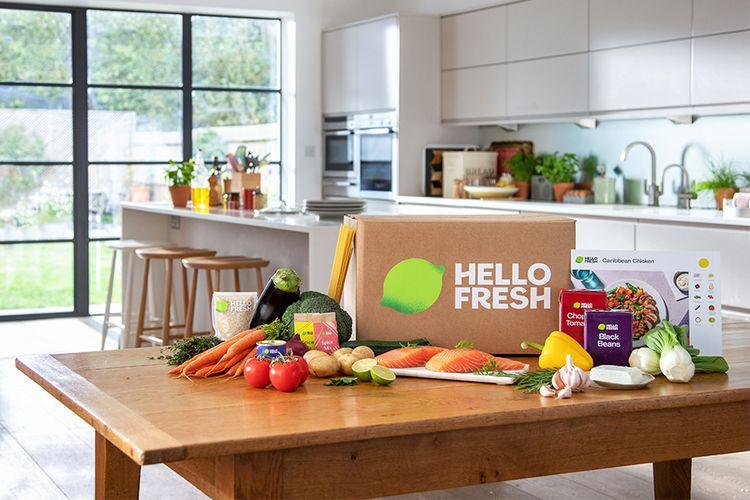€ 55, korting op HelloFresh voor nieuwe klanten