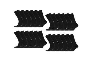 Set van 24 sokken van Gianvaglia (maat 39 - 42)