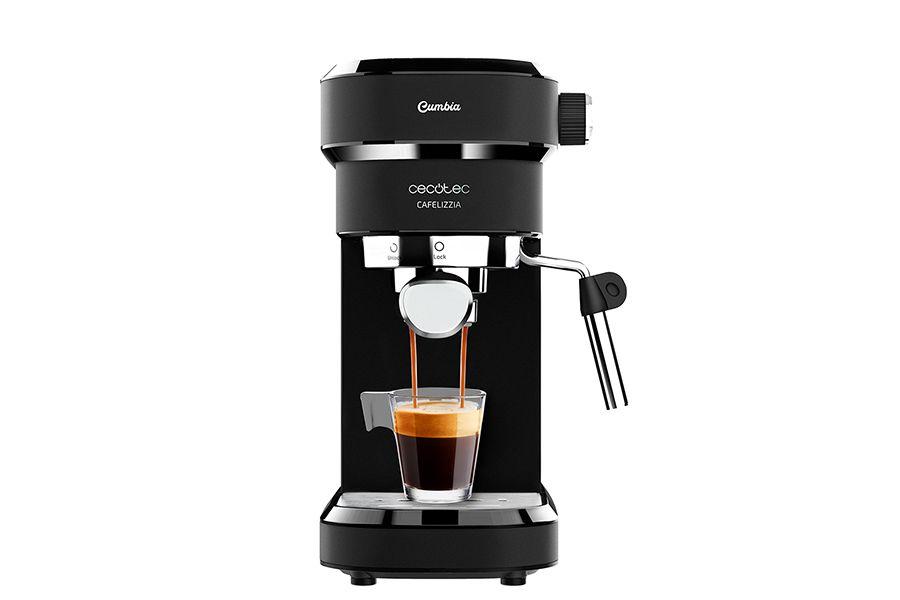 Koffiemachine van Cecotec (model: Cafelizzia 790)