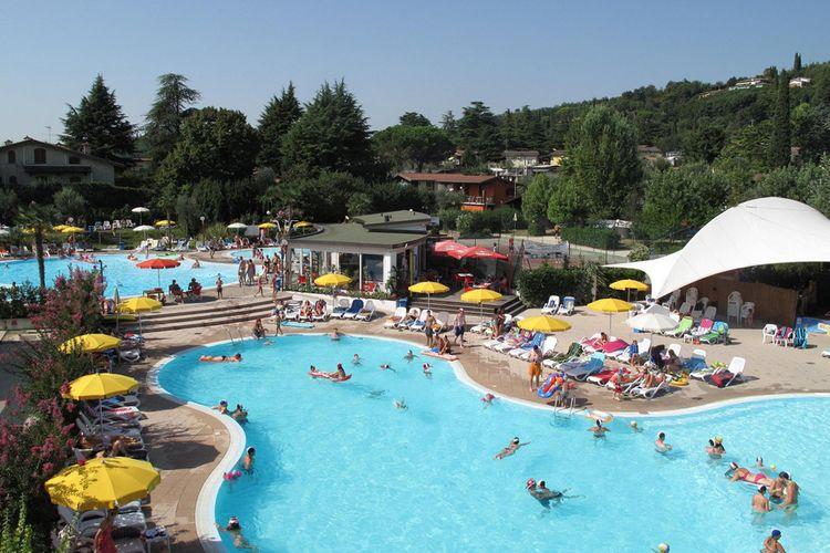 Korting Week in bungalowtent Italië of Kroatië (6 p.)