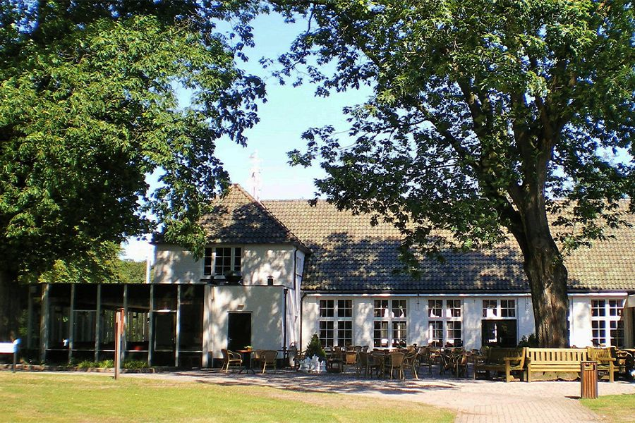 Overnachting in Hotel Mennorode op Kroondomein het Loo