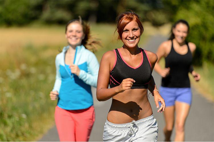 Cursus hardlopen van Stichting Gezond Nederland