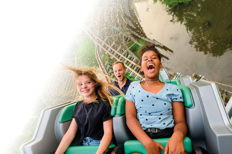 Tickets voor Walibi Holland (2 p.)