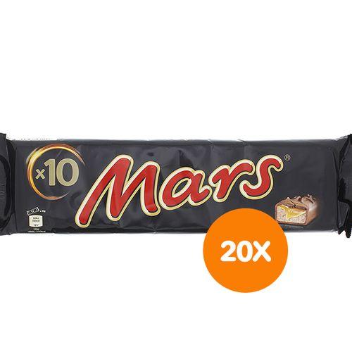 Mars-repen