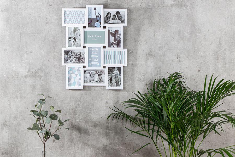 Collagelijst voor meerdere foto's