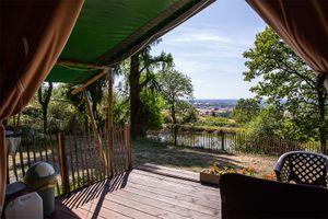 Najaarsactie: Safaritent of Sun Lodge met €100 korting