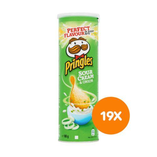19 bussen Pringles