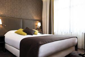 1 nacht in Ibis 3* hotel in het centrum van Brussel (BE)