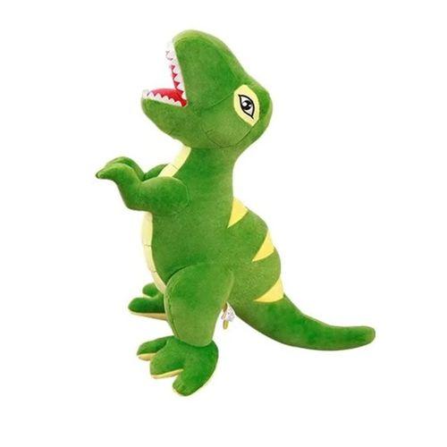 Grote knuffeldinosaurus