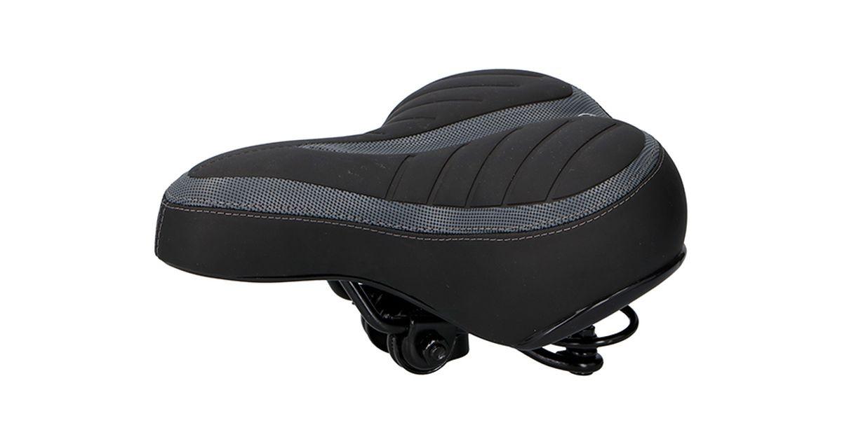 Selle de vélo confortable de Dunlop
