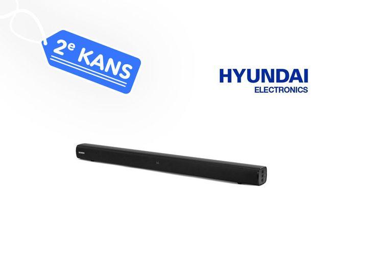 Tweedekansveiling: Hyundai - Boom Soundbar