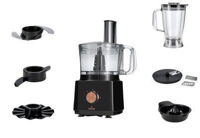 8-in-1 multifunctionele keukenmachine van Buccan
