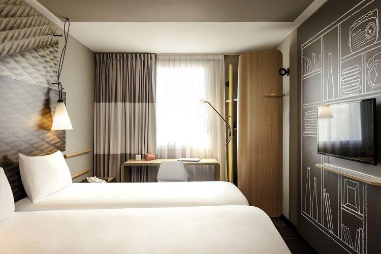 2 overnachtingen in Ibis Hotel bij Versailles, Parijs