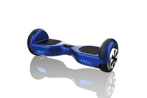Blauw hoverboard