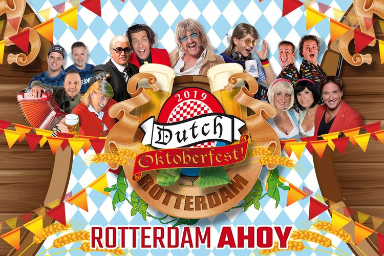 Dutch Oktoberfest in Rotterdam Ahoy (2 p.)