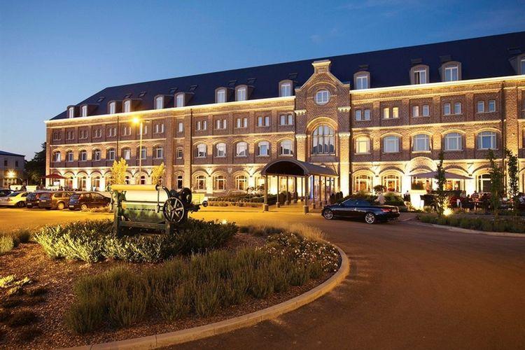 Overnachting in Van der Valk Hotel Verviers, BE (2 p.)