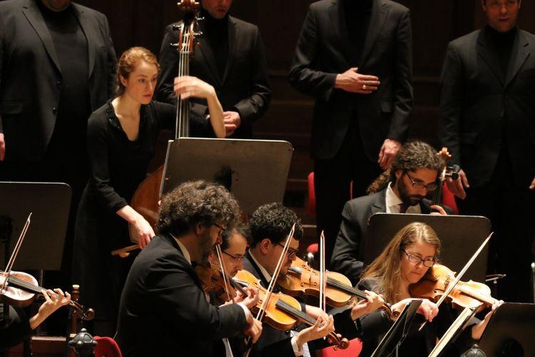 Klassiek concert Ode aan Bach - locatie naar keuze