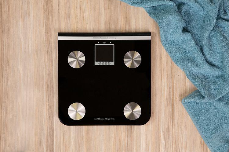 Personenweegschaal met lichaamsanalyse van Nordland