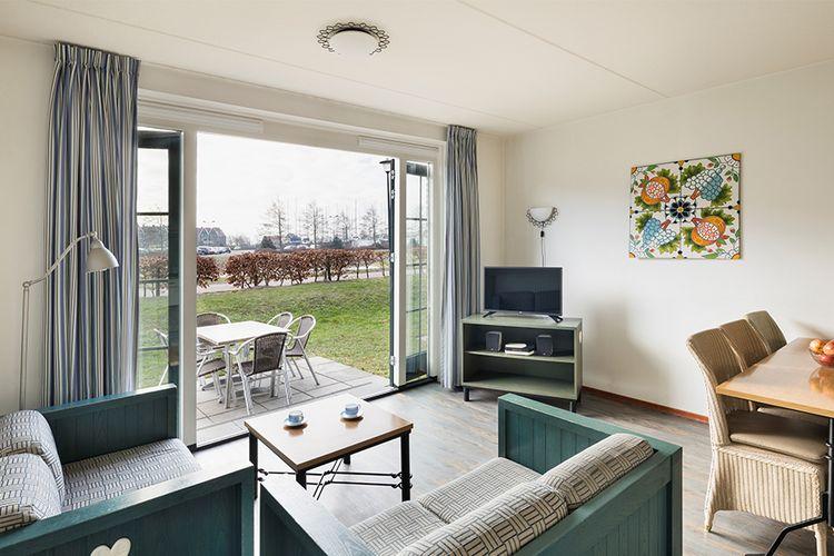 Midweek of weekend naar Roompot Volendam (6 p.)